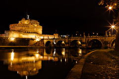 Castel Sant'Angelo Images stock