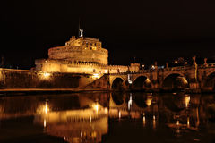 Castel Sant'Angelo Imagens de Stock Royalty Free