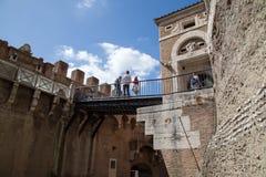 Castel Sant'Angelo Immagini Stock Libere da Diritti