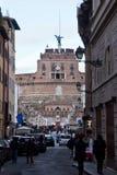 Castel Sant Angelo Obrazy Royalty Free