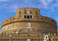 Castel Sant ' Angelo foto de stock royalty free