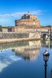 Castel Sant'Angelo imagenes de archivo
