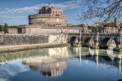 Castel Sant'Angelo foto de archivo