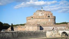 Castel Sant'Angelo Stock Afbeeldingen