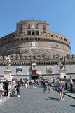 Castel Sant'Angelo Photo libre de droits