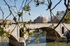 Castel Sant'Angelo Fotografia de Stock Royalty Free