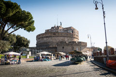 Castel Sant'Angelo Fotos de Stock