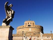 Castel Sant'Angelo Fotografía de archivo libre de regalías