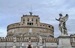 Castel Sant'Angelo Fotografia Stock Libera da Diritti