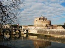 Castel Sant'Angelo Imágenes de archivo libres de regalías