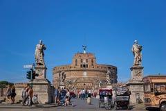 Castel Sant'Angelo stockbild