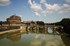 Castel Sant Angelo Lizenzfreie Stockfotos