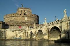 Castel Sant'Angelo Foto de Stock