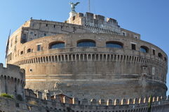 Castel Sant & x27; angelo Royaltyfri Bild