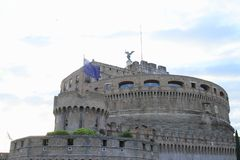 Castel Sant´Angelo Royalty Free Stock Photography