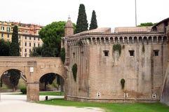 Castel Sant ' Angelo-I-Rome Stock Afbeelding