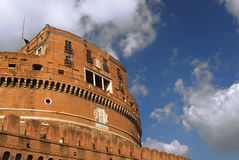 Castel Sant'Angelo keep Royalty Free Stock Photo