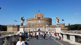 Castel Sant`Angelo, landmark, sky, tourist attraction, tourism stock photography