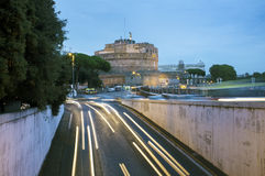 Castel Sant'Angelo Royalty Free Stock Image