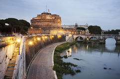 Castel Sant'Angelo Stock Photo