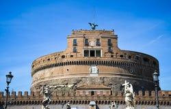 Castel Sant'Angelo Royalty Free Stock Photos