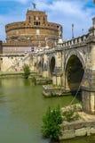 Castel Sant Angelo, Rom Lizenzfreie Stockfotografie