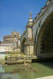 Castel Sant'angelo, Rom, Italien. Lizenzfreie Stockfotos