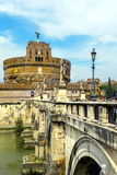 Castel Sant Angelo, Roma Immagini Stock