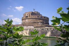 Сastel Sant Angelo.Rome. Royalty Free Stock Image