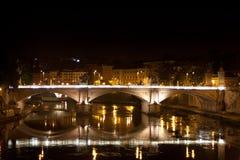 Castel Sant'Angelo Rome Photos libres de droits