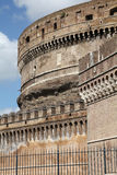 Castel Sant Angelo, Rome Royalty Free Stock Photos
