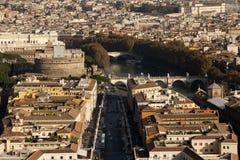 Castel Sant Angelo, Rome Photos stock