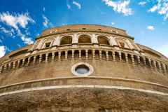 Castel Sant'Angelo, Rome Royalty Free Stock Photo