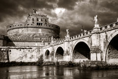 Castel Sant'Angelo, Rome Royalty Free Stock Image