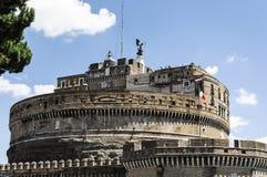 Castel Sant Angelo - Rome Stock Afbeeldingen