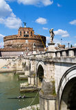 Castel Sant Angelo, Rome Stock Photos
