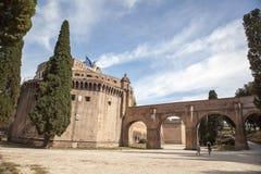 Castel Sant Angelo, Rome Royalty-vrije Stock Foto