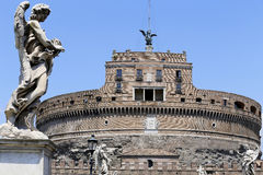 Castel Sant Angelo Stock Photo