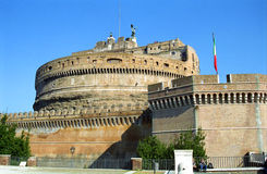 Castel Sant'Angelo, Rome, Italy Stock Photo