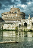 Castel Sant Angelo, Rome Royalty Free Stock Photography