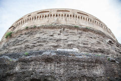 Castel Sant Angelo in Rome Stock Photography