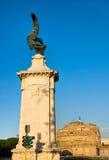 Castel Sant'angelo, Rome, Italy. Stock Photo