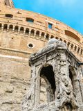 Castel Sant`Angelo, Rome, Italy Stock Image