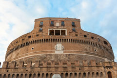 Castel Sant'angelo in Rome, Italy Stock Images