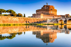 Castel Sant Angelo, Rome, Italy Royalty Free Stock Photo