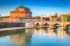 Castel Sant Angelo, Rome, Italy Stock Photo