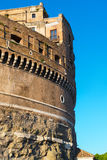 Castel Sant`Angelo in Rome, Italy Royalty Free Stock Image