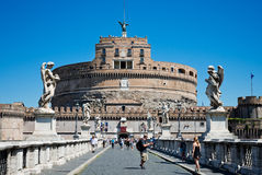 Castel Sant'Angelo, Rome, Italy. Stock Images