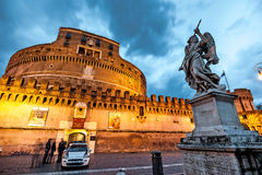 Castel Sant'Angelo Stock Photography