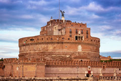 Castel Sant'Angelo, Rome, Italy. Royalty Free Stock Photos